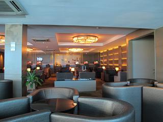 Бизнес-зал Plaza Premium Lounge в аэропорту Мале