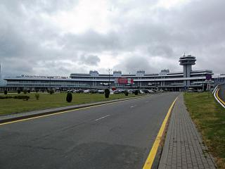 The National Airport Minsk