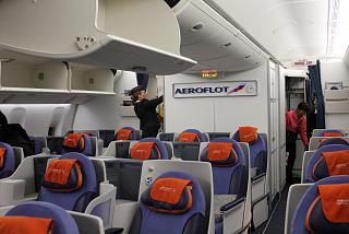 The business-class-Boeing-777-300 Aeroflot