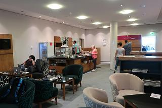 Primeclass Business Lounge at Leipzig Halle Airport
