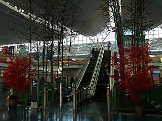 В международном терминале 2 аэропорта Токио Ханеда