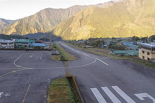 The Lukla Airport