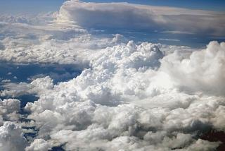 Clouds over Italy