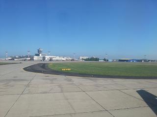 Airport Karaganda
