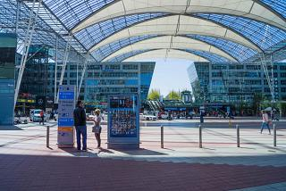 Munich Airport Center at Munich airport