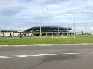 Пассажирский терминал аэропорта Фукуок