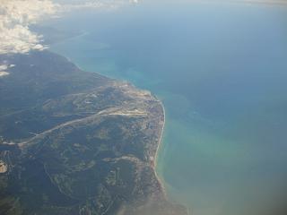 Flying over Sochi - Adler