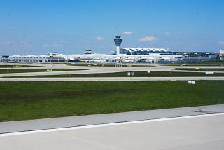 Terminal 1 of Munich airport