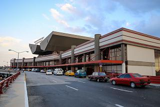 International terminal 3 airport Havana, Jose Marti