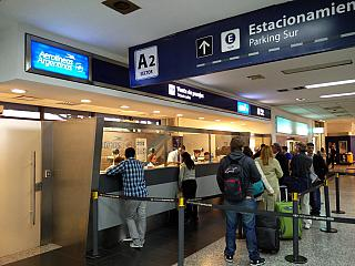 Ticketing Airlines Argentina airport Buenos Aires, Jorge Newbery