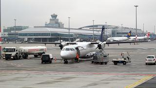 Пассажирские терминалы аэропорта Прага Вацлав Гавел