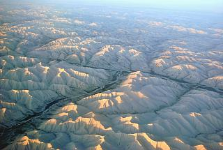 Verkhoyansk range in East Siberia