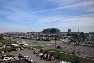 Пассажирские терминалы 1 и 3 аэропорта Торонто Пирсон