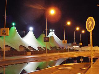 Терминал 2 международных рейсов аэропорта Хургада