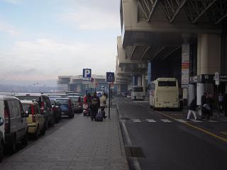 Зона отправления в аэропорту Милан Мальпенса