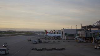 Летное поле аэропорта Лиссабон Портела