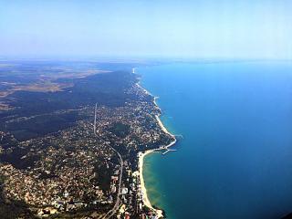 Поселок Святой Константин и Елена и курорт Золотые пески в Болгарии