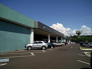 Аэровокзал аэропорта Фос-ду-Игуасу Катаратас