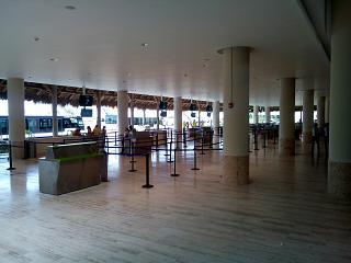 Выходы на посадку в аэропорту Пунта-Кана