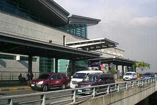 Терминал 3 аэропорта Манила Никой Акино