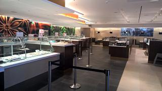 """Dining room """"the March"""" at the airport Hamad"""