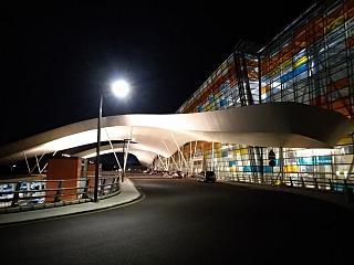 Терминал 2 аэропорта Ереван Звартноц