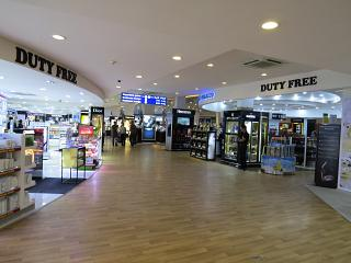 Магазины Duty-Free в аэропорту Мале