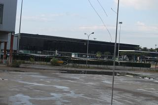 Terminal T2 And Barcelona airport