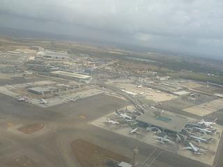 Аэровокзальный комплекс аэропорта Рим Фьюмичино