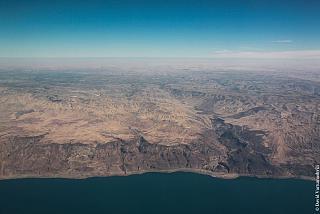 Mountains in Jordan
