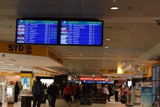 Магазины Duty-free аэропорту Сиднея