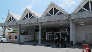 Terminal arrival Langkawi airport