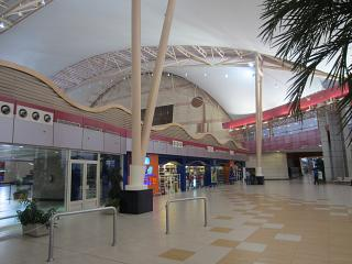 In terminal 1 of the airport of Sharm-El-Sheikh