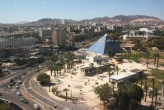 The city of Eilat, in the centre - cinema IMEX