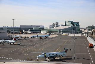 Terminal 3 of Toronto Pearson International airport