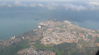 Port Dickson in Malaysia