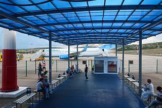 Gelendzhik airport gate