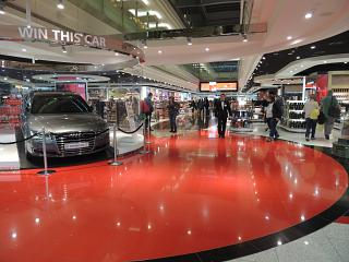 Shops in terminal 3 Dubai airport