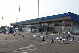 Terminal 1 of the airport Emelyanovo
