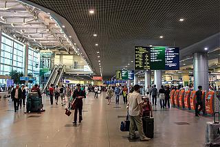 Пассажирский терминал аэропорта Домодедово