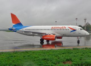 Сухой Суперджет-100 RA-89093 авиакомпании