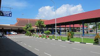 Пассажирский терминал аэропорта Паттимура