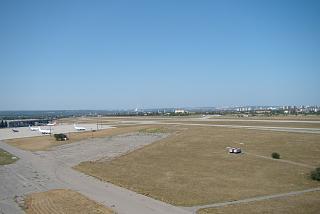 Летное поле аэропорта Харьков