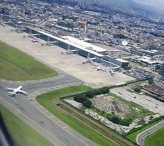 Аэропорт Гуаякиль Хосе Хоакин де Ольмедо