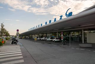 Пассажирский терминал аэропорта Грац Талерхоф