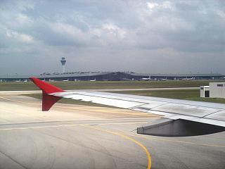 The Airport Of Kuala Lumpur