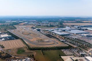 Porsche Automobile Plant in Leipzig