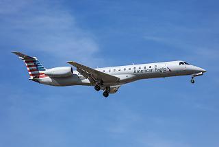 Embraer ERJ-145LR N836HK airlines Trans States Airlines