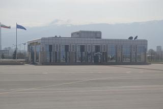 Government terminal at the Sofia airport