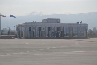 Правительственный терминал в аэропорту София